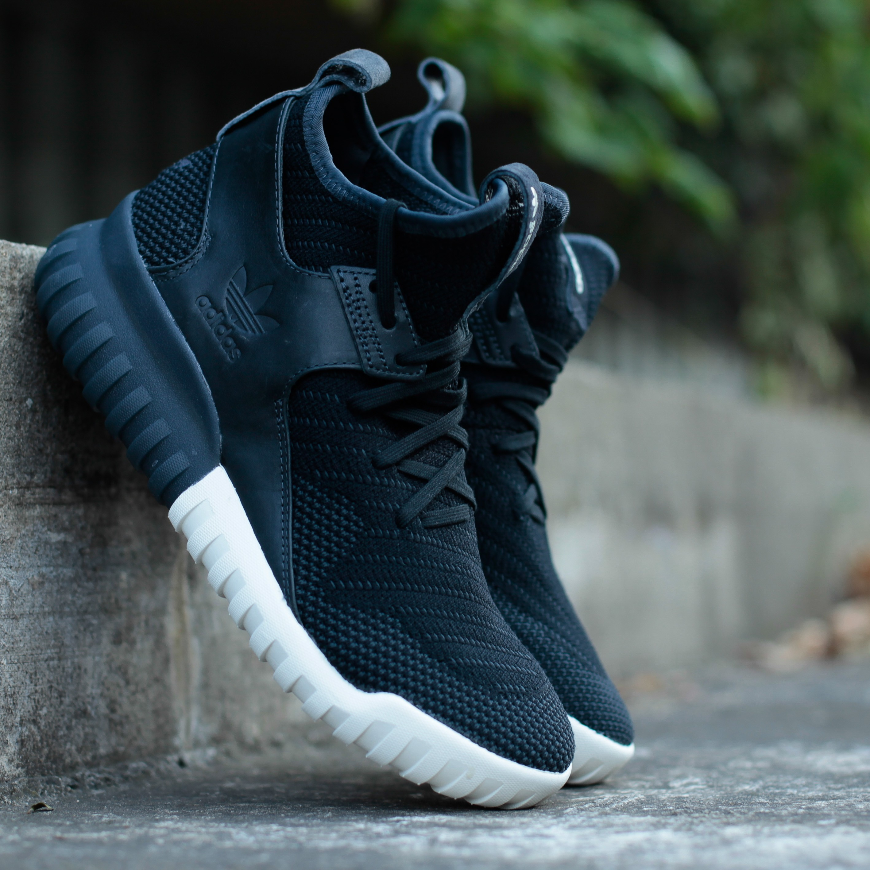 adidas Tubular X Knit Core Black  Carbon  Dgsogr  d9a27b7697