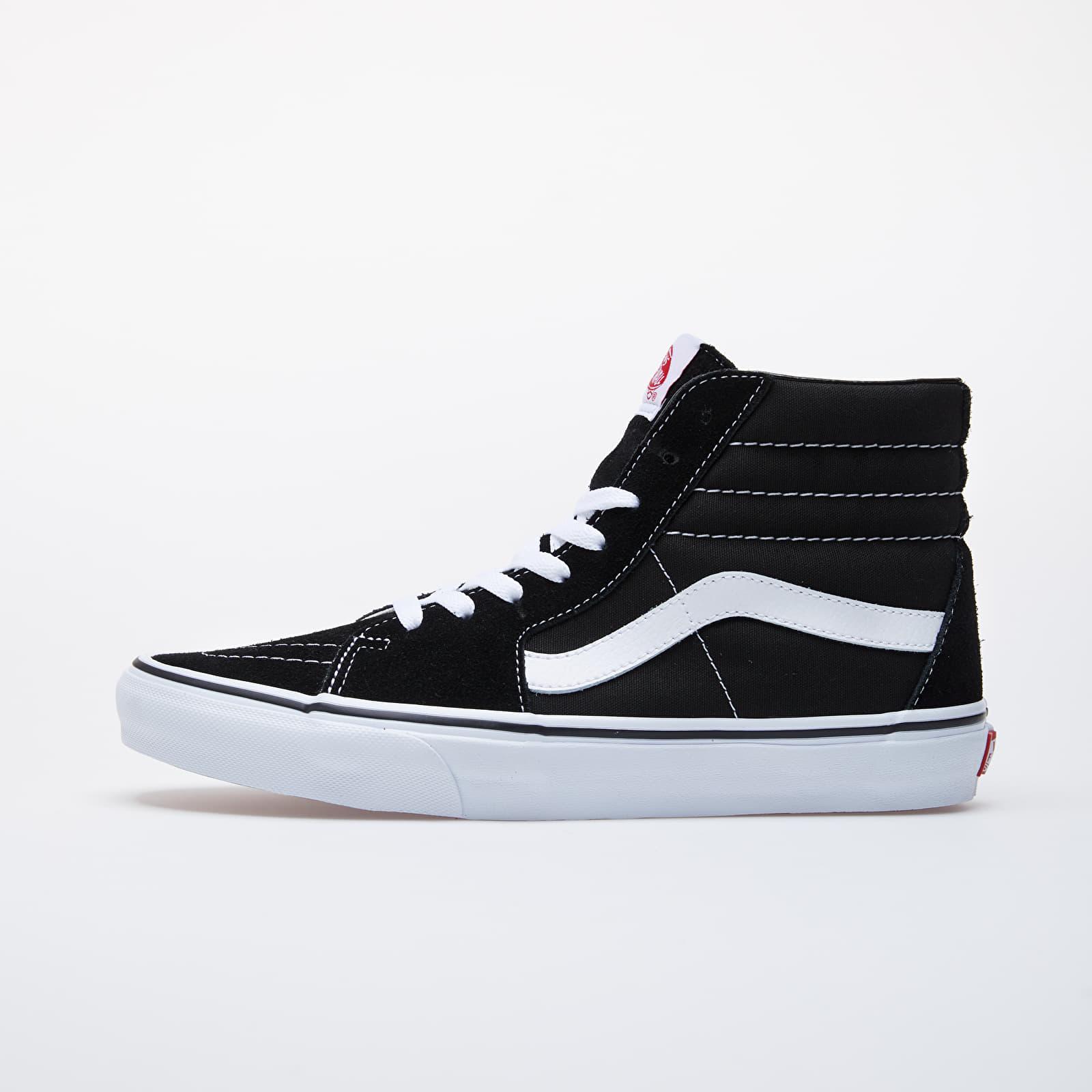 Мъжки кецове и обувки Vans Sk8-Hi Black