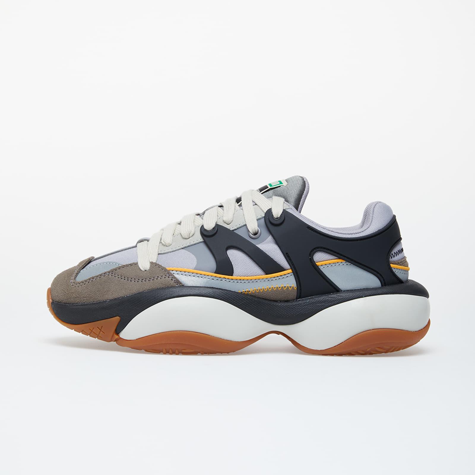 Pánské tenisky a boty Puma x Rhude Alteration Nu Steel Gray-Drizzle