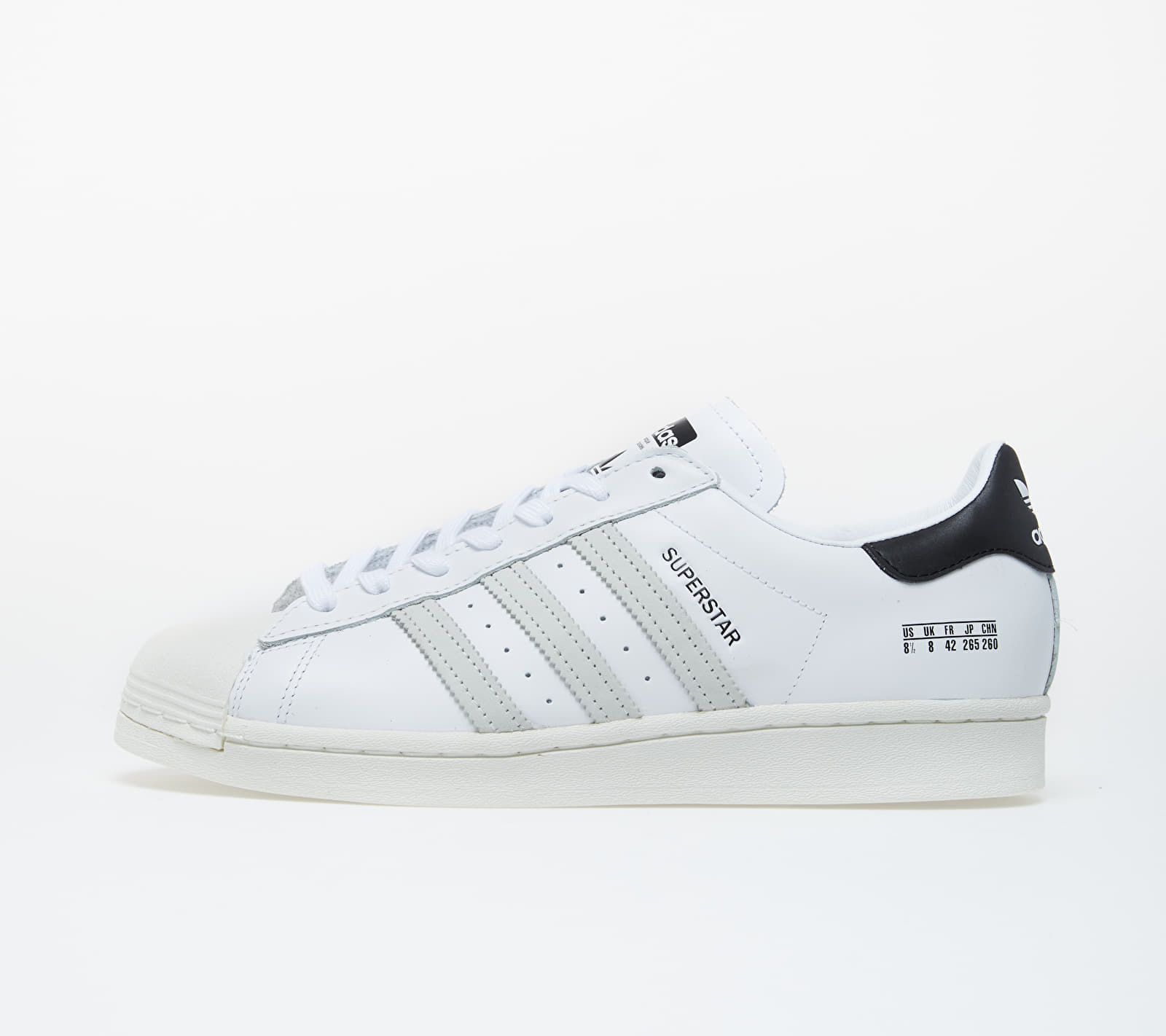 adidas Superstar Ftw White/ Ftw White/ Core Black EUR 47 1/3