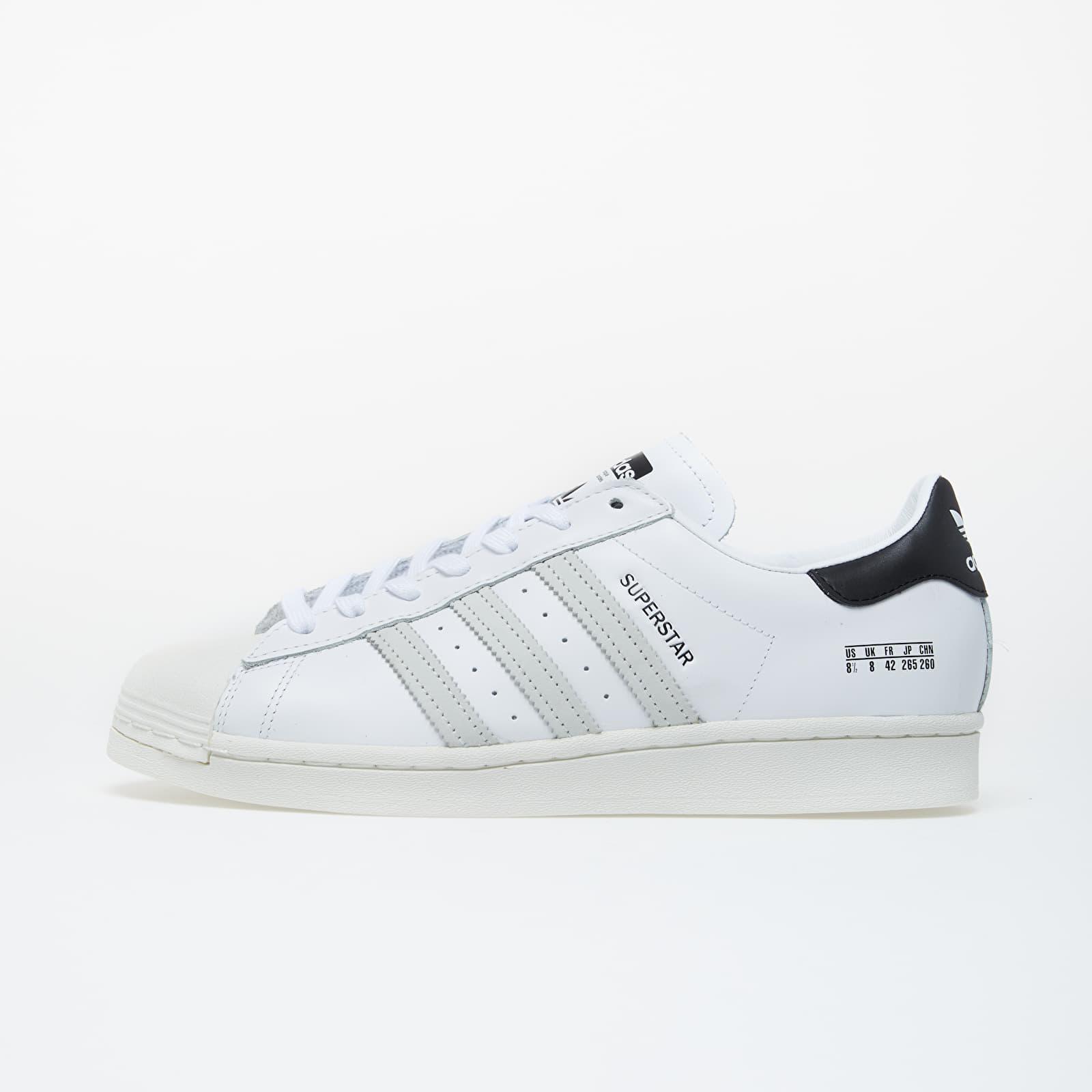 Zapatillas Hombre adidas Superstar Ftw White/ Ftw White/ Core Black