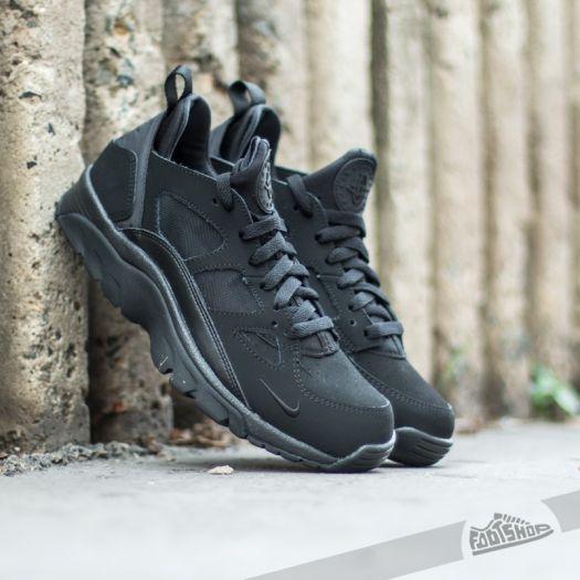 Nike Air Trainer Huarache LowBlack Black