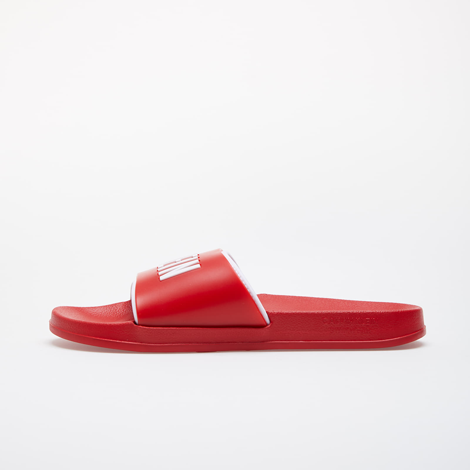 Men's shoes Calvin Klein Slides Red