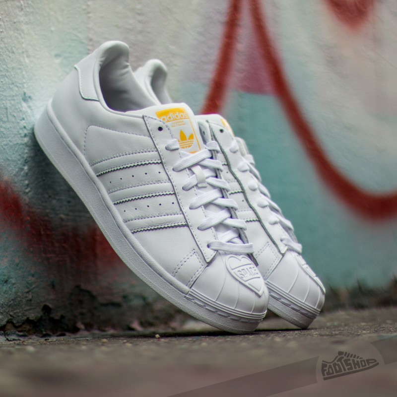 info for 47ad3 47c18 adidas Superstar Pharrell Supershell White  White  Yellow