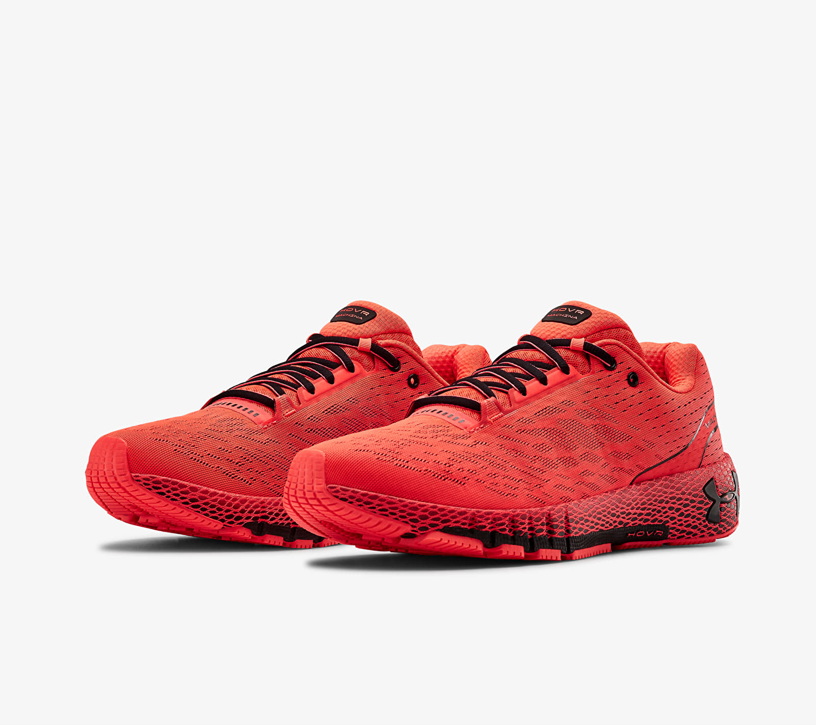 Under Armour HOVR Machina Red