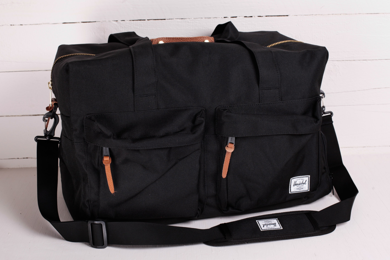 Herschel Supply Co. Walton Duffle Bag Black  12623471b6c41
