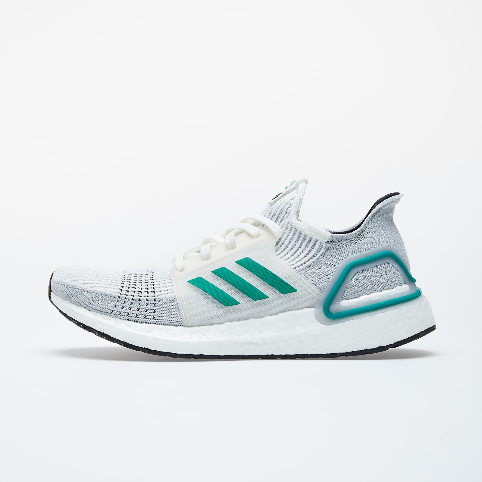 Férfi cipők adidas Consortium UltraBOOST 19 Core White/ Sub Green/ Grey Two