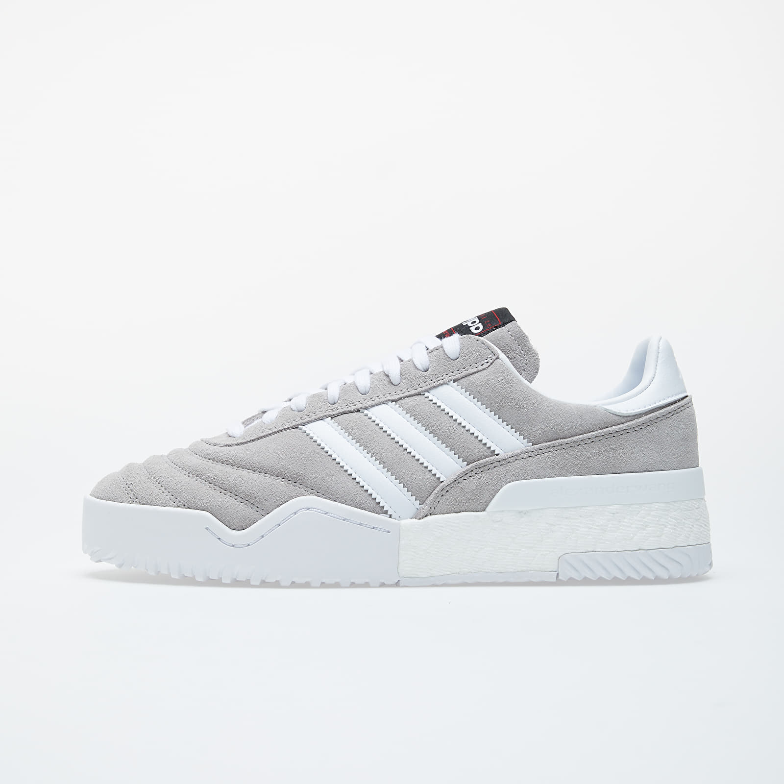 Men's shoes adidas x Alexander Wang Bball Soccer Clear Granite/ Clear Granite/ Core White