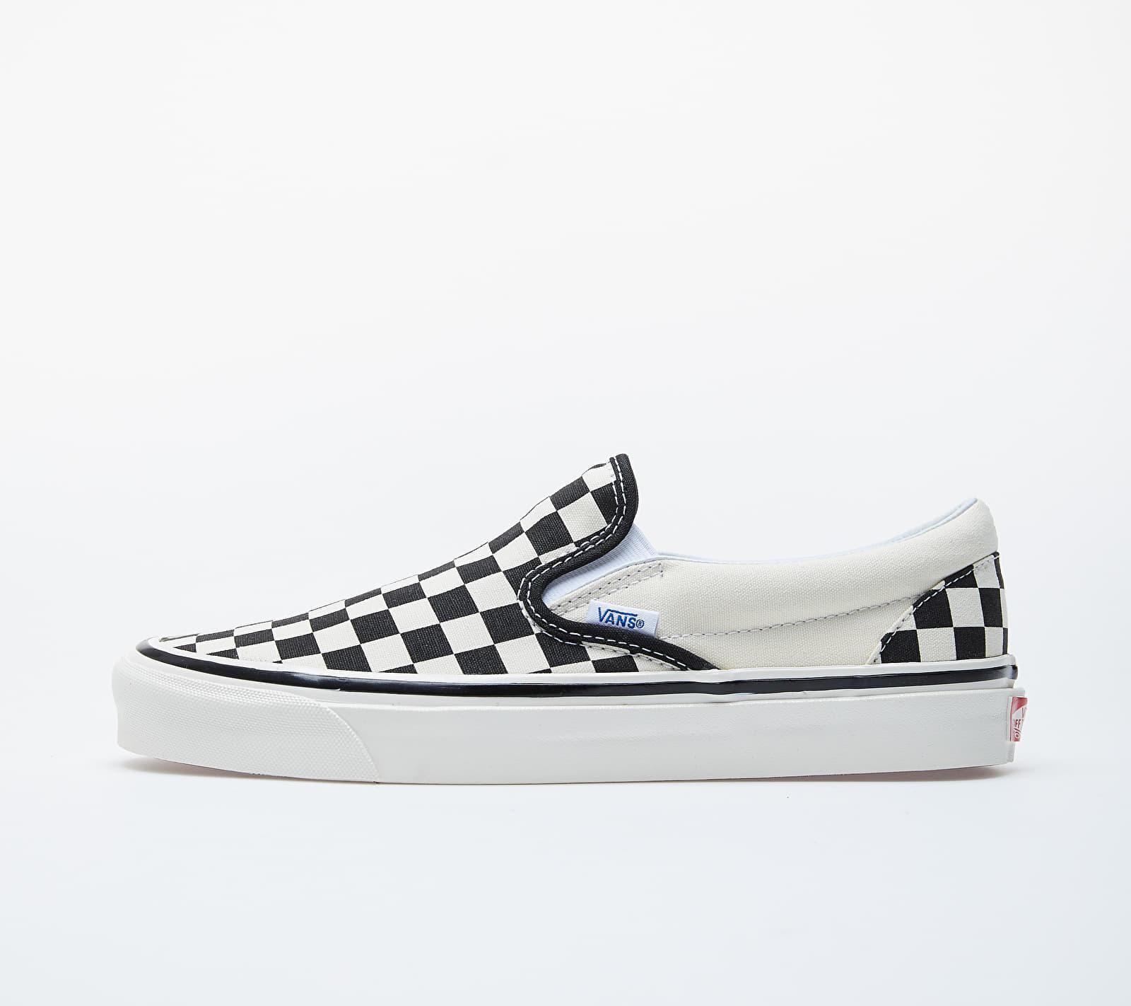 Vans Classic Slip-On 98 DX (Anaheim Factory) Checkerboard EUR 46