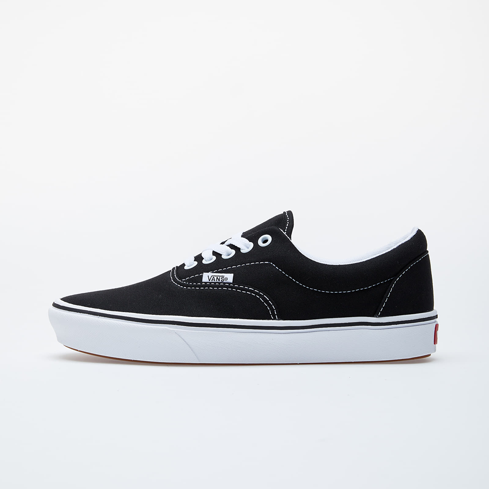 Vans ComfyCush Era (Classic) Black True White | Footshop