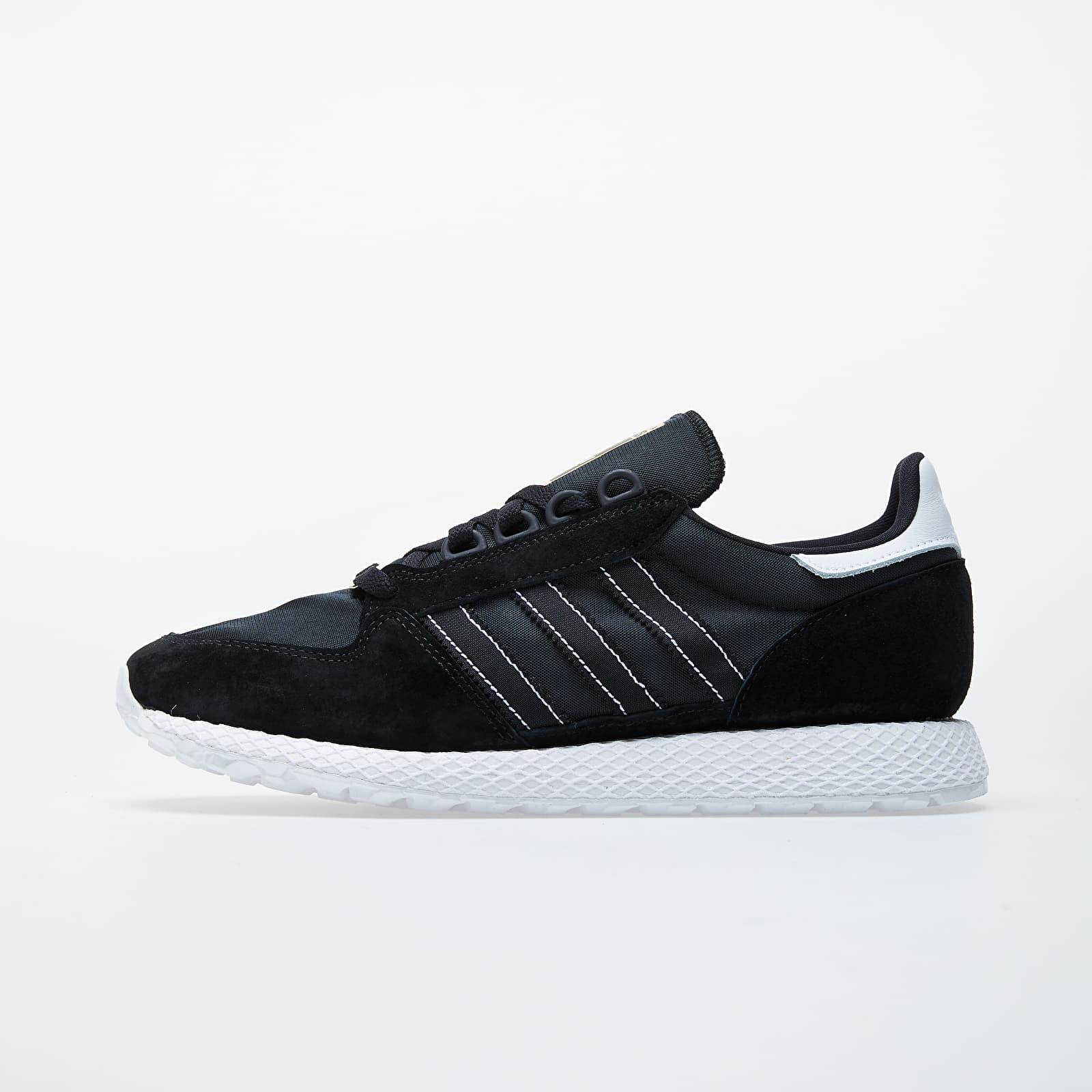 Scarpe e sneaker da uomo adidas Forest Grove Core Black/ Core Black/ Ftw White