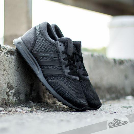 adidas Los Angeles W Core BlackBlackBlack | Footshop