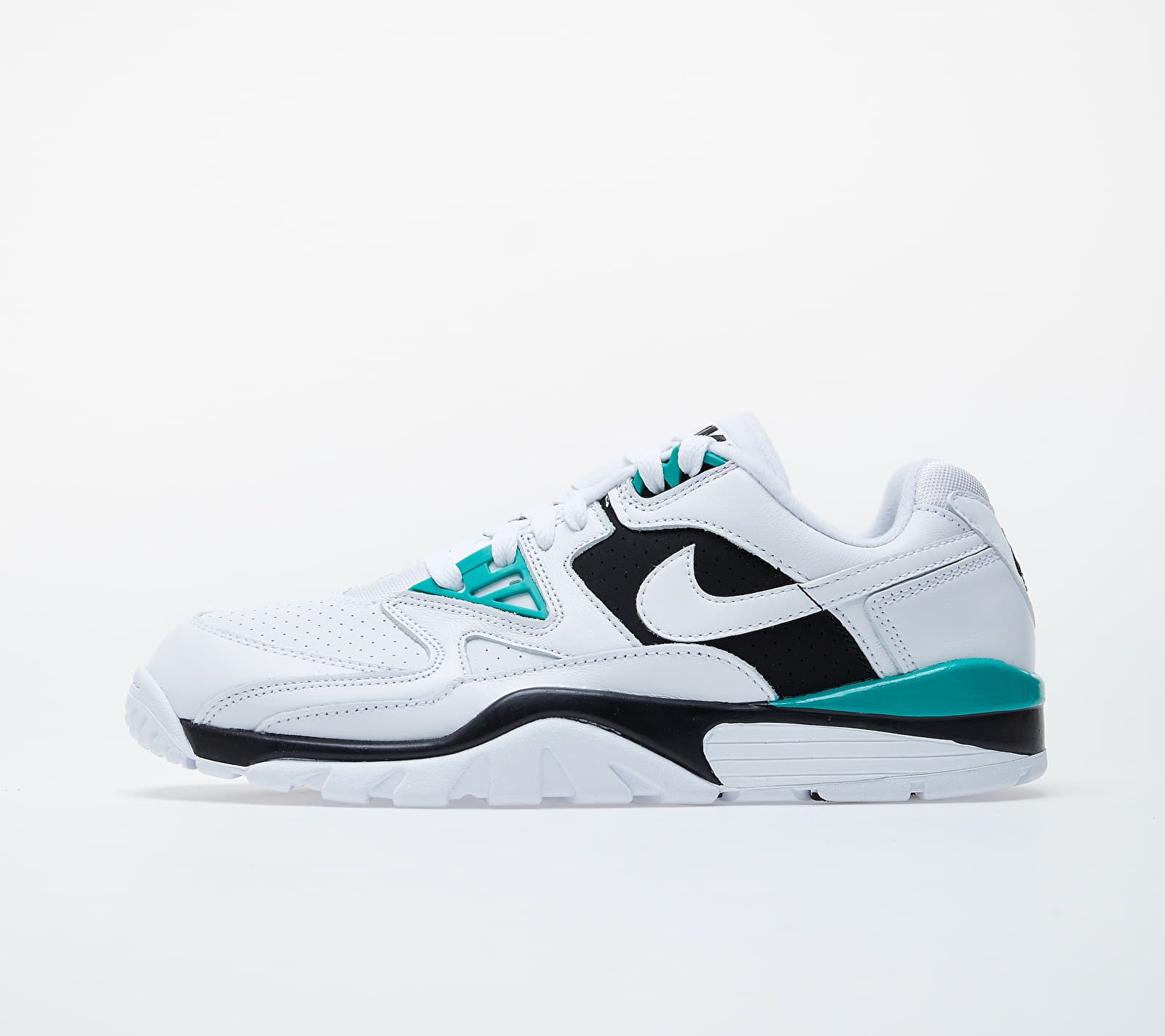 Nike Air Cross Trainer 3 Low White/ White-Neptune Green-Black EUR 45.5