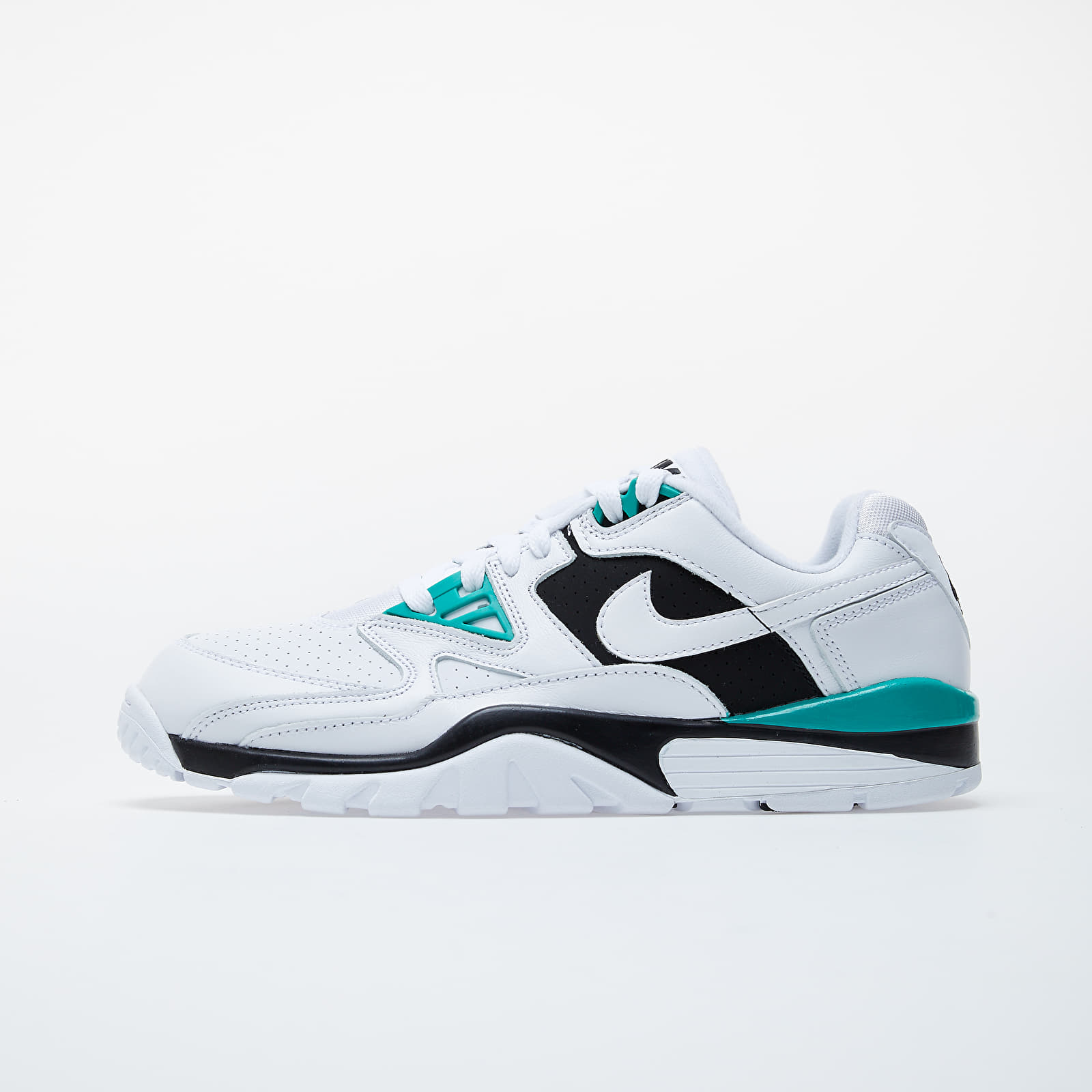 Nike Air Cross Trainer 3 Low White White Neptune Green Black | Footshop