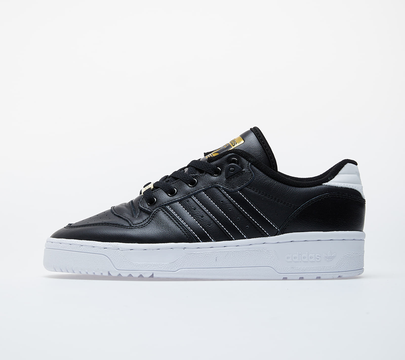 adidas Rivalry Low Core Black/ Core Black/ Ftw White EUR 46
