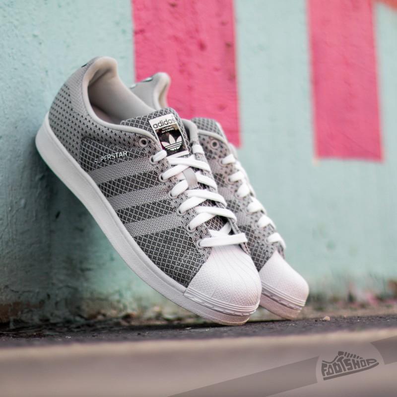 Sencillez Remo Delicioso  Men's shoes adidas Superstar Weave Clear Grey/Grey/White   Footshop
