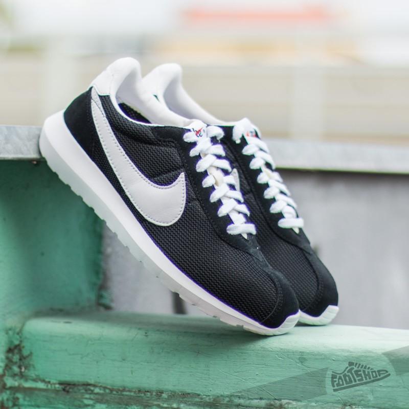 super popular 204b3 525e8 Nike Roshe LD- 1000 QS Black  White- White