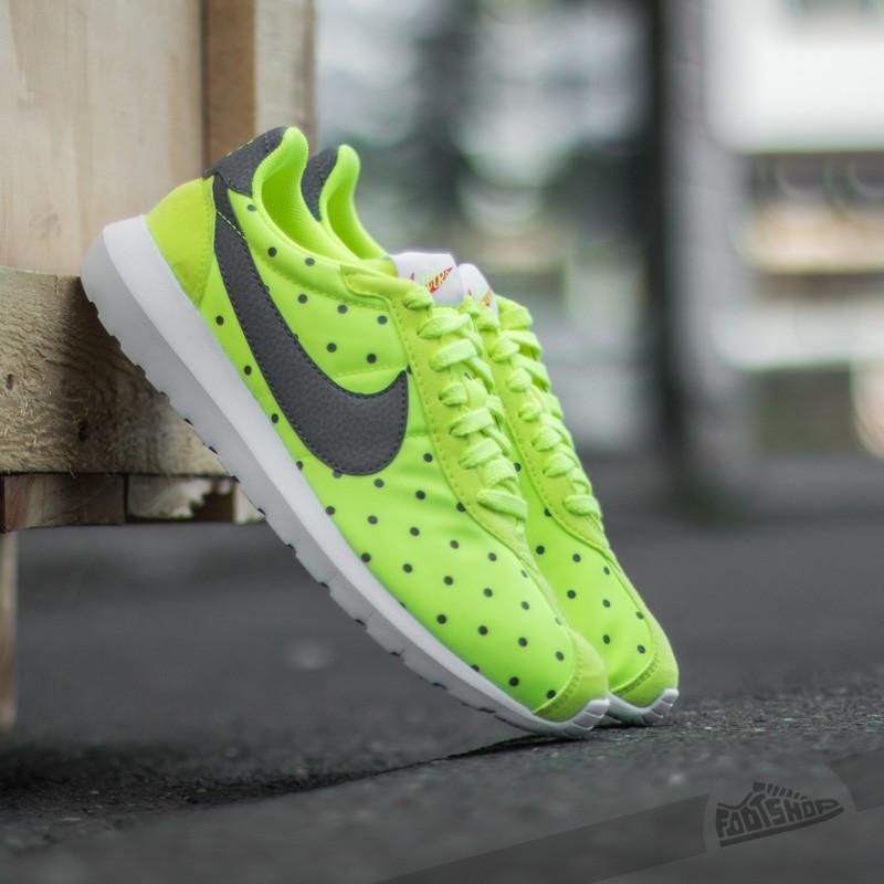 size 40 0b03b a9783 Nike W Roshe LD- 1000 Print Volt  Cool Grey- White