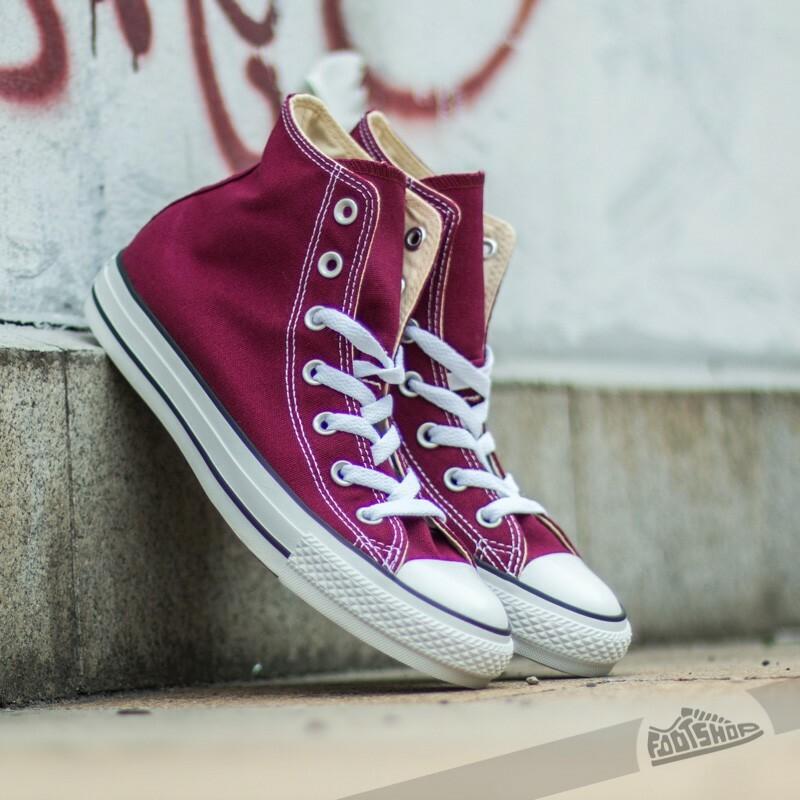 Converse All Star Hi Maroon EUR 41