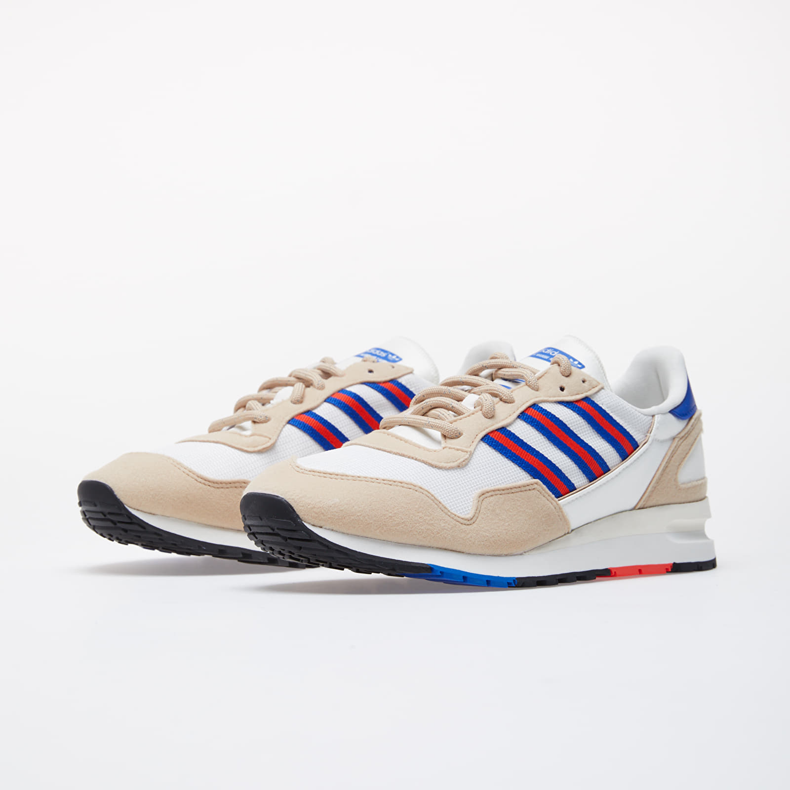 Férfi cipők adidas Lowertree Collegiate Navy Crystal White