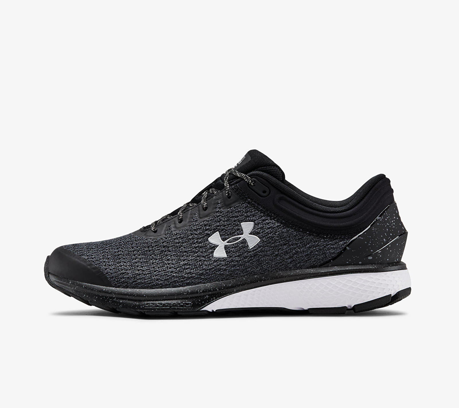 Under Armour Charged Escape 3 Black/ White/ Metallic Silver EUR 42.5
