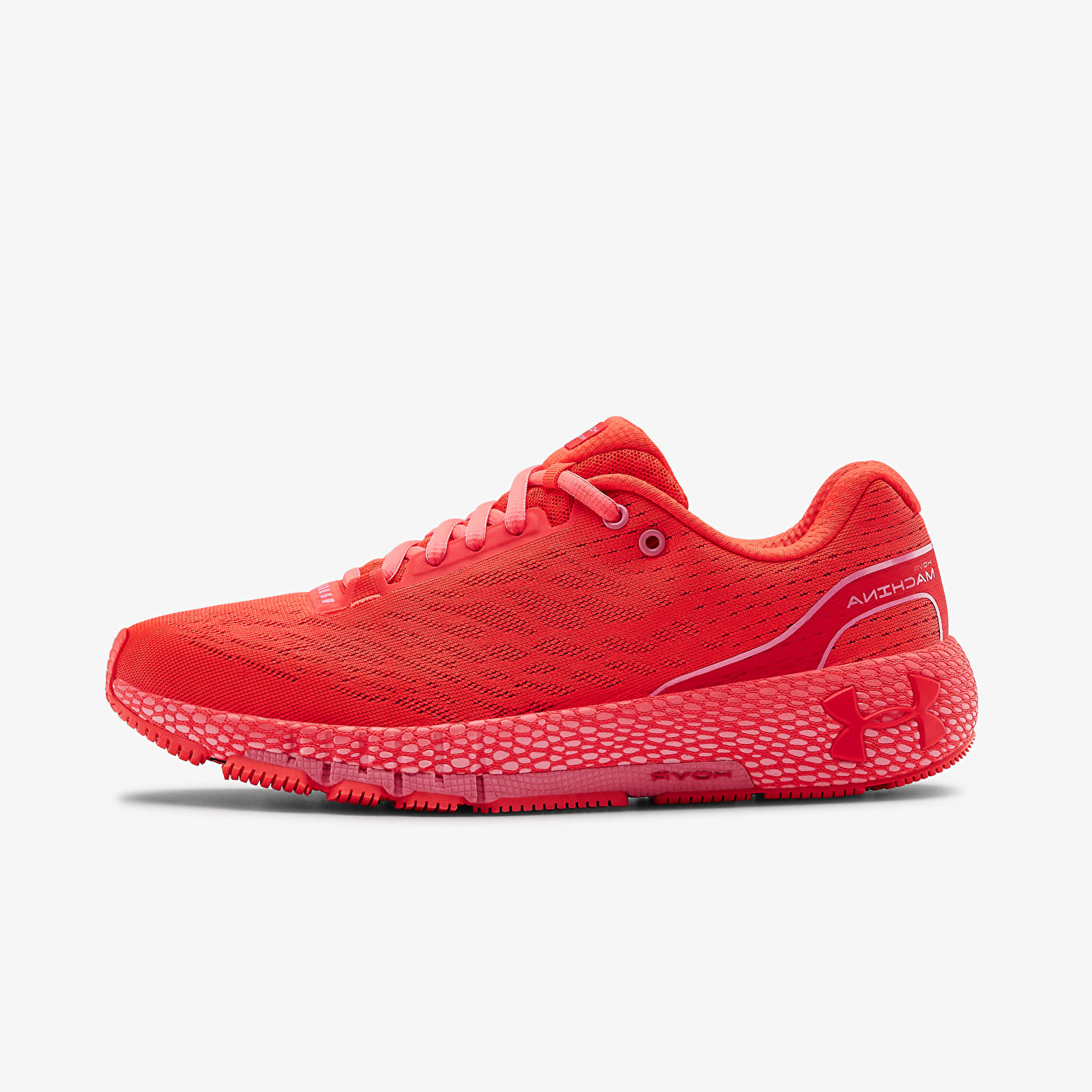 Women's shoes Under Armour W HOVR Machina Red
