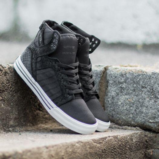 Men's shoes Supra Skytop Black/ White