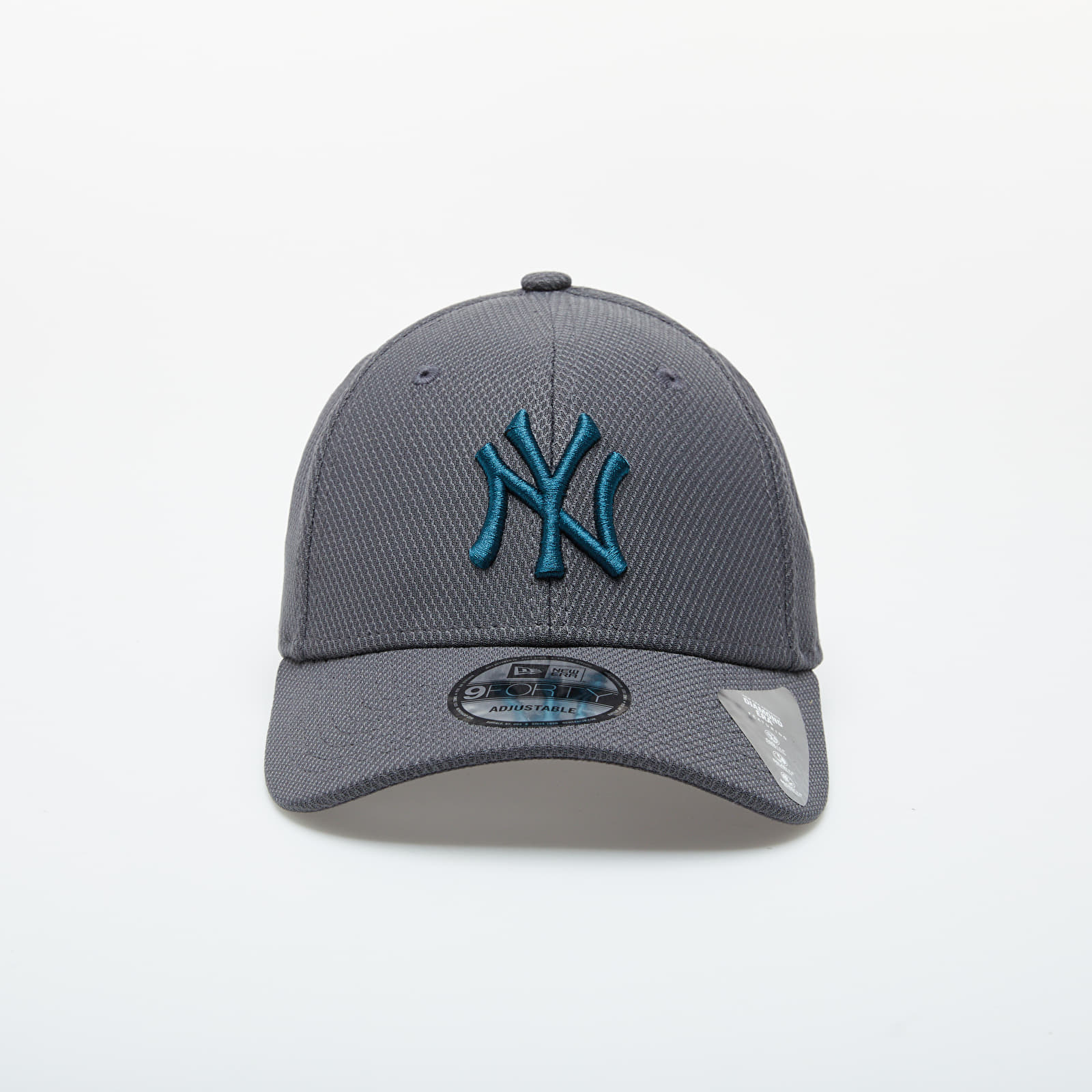 Kšiltovky New Era 9Forty MLB Diamon Era Essential New York Yankees Cap Grey