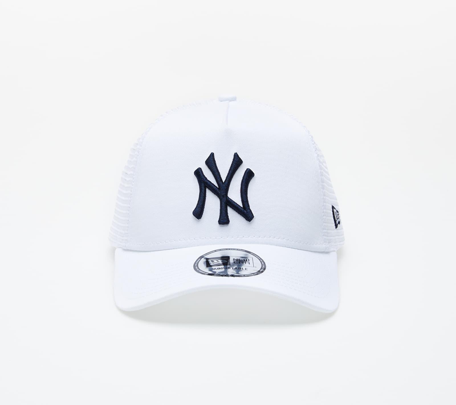 New Era MLB League Essential New York Yankees Trucker White univerzálna