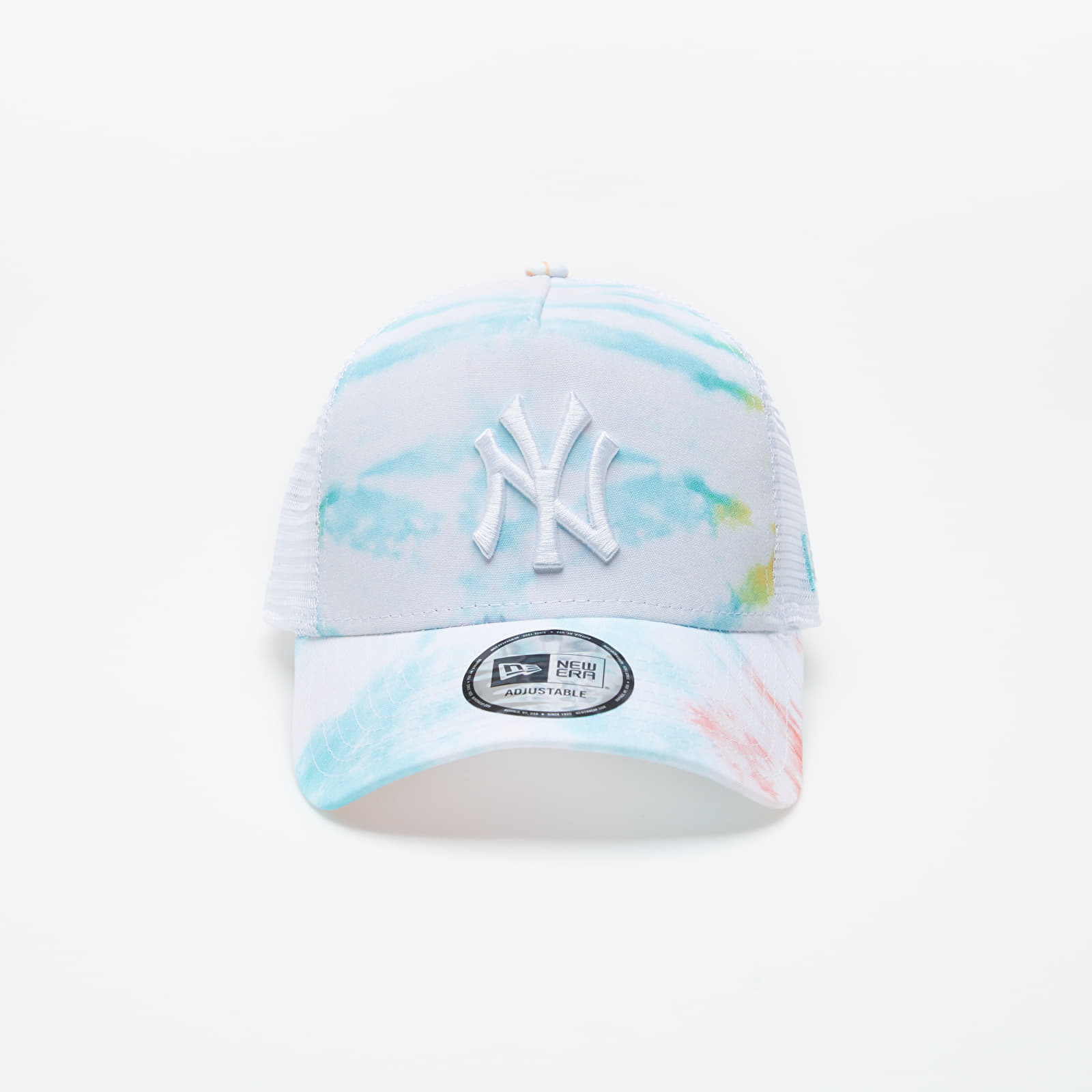 New Era MLB Tie Dye Trucker Cap