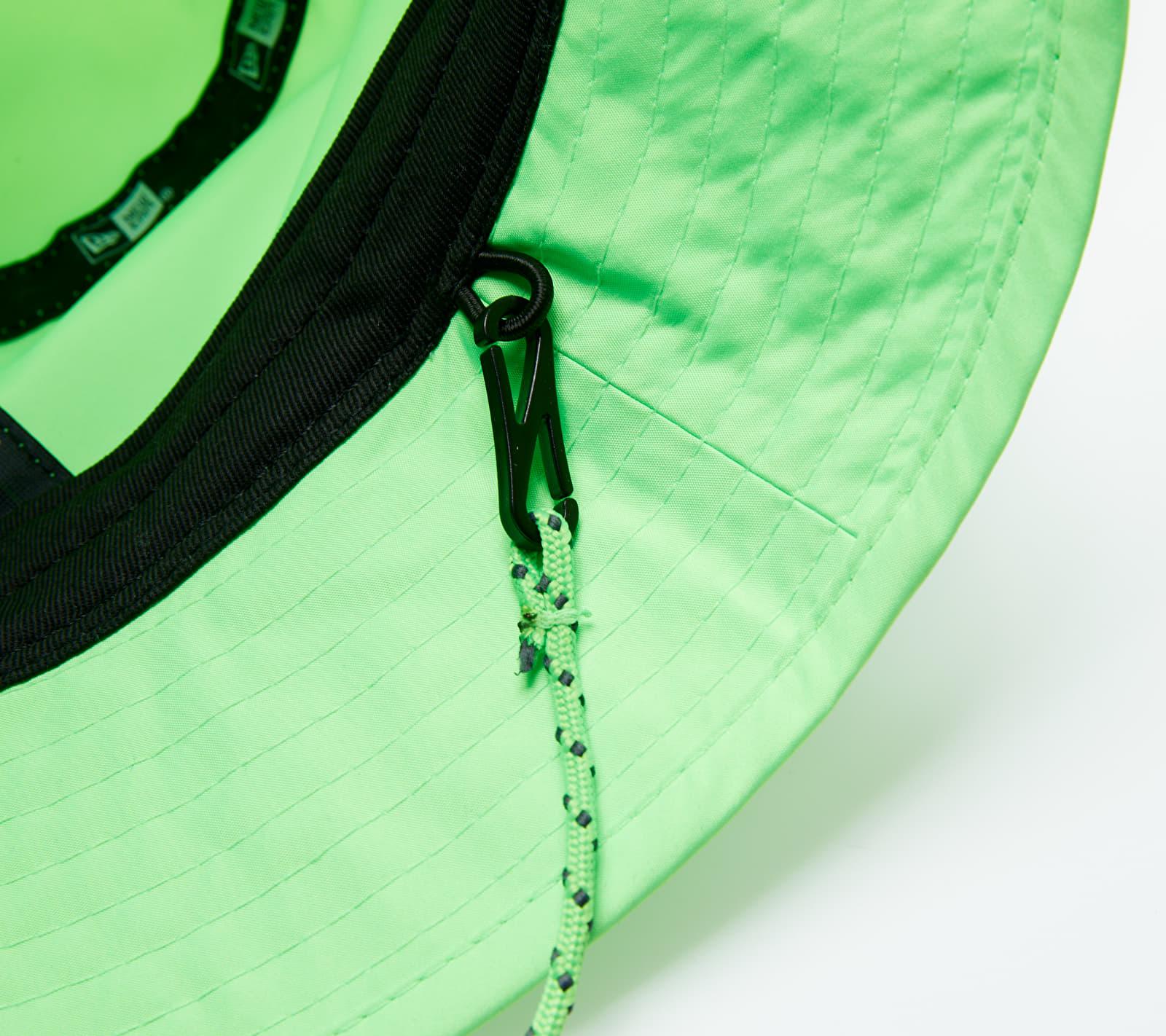 New Era Explorer Bucket Hat Green