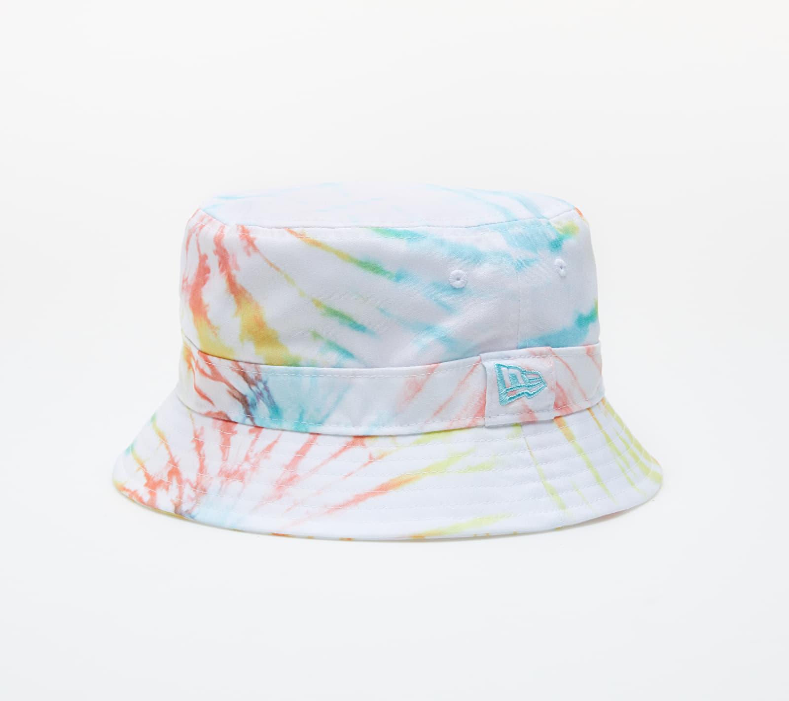 New Era Tie Dye Bucket Hat Multicolor, Multicolour