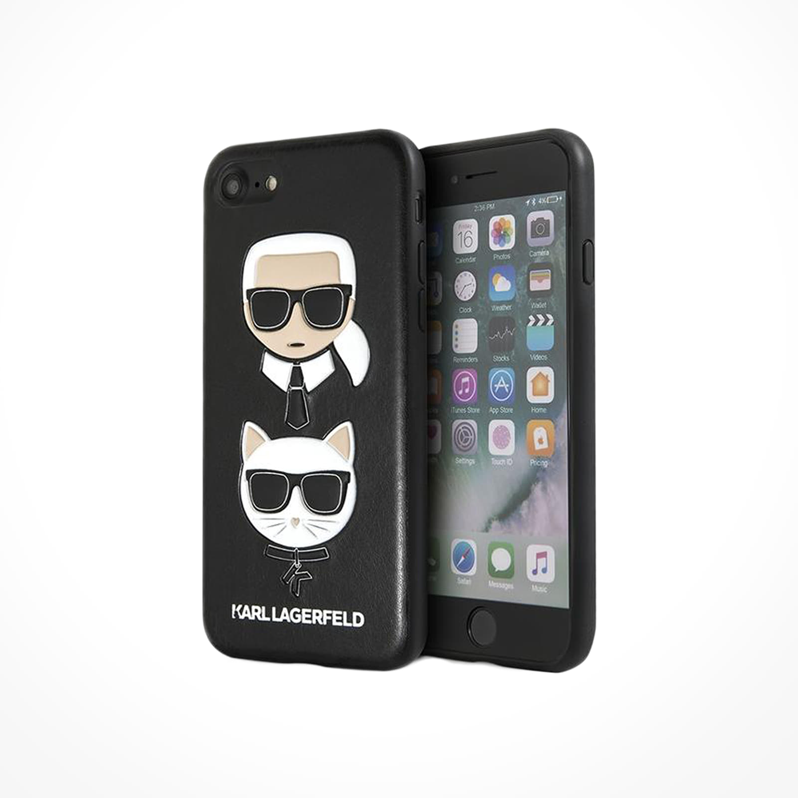 Karl Lagerfeld Karl and Choupette iPhone 7/8/SE (2020) Case