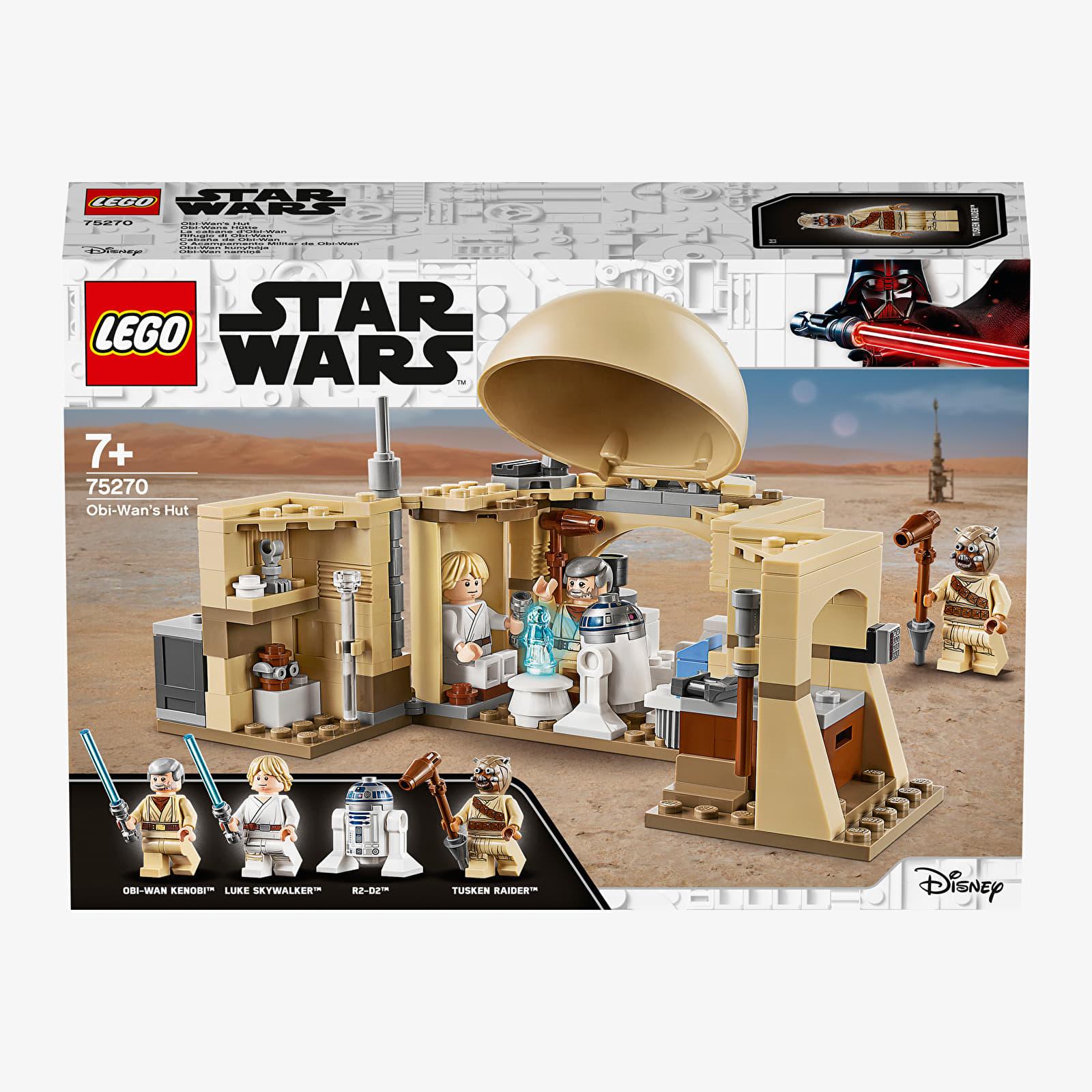 Lego Star Wars Obi Wans Hut