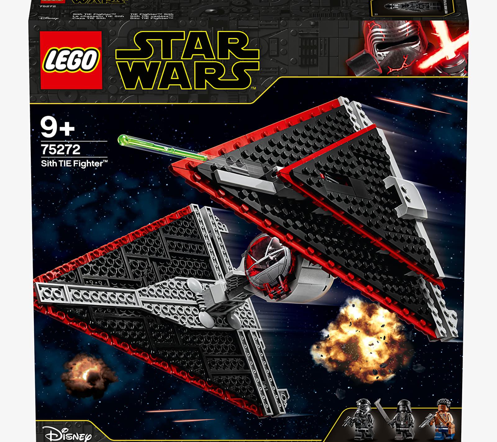 LEGO Star Wars Sith TIE Fighter univerzální