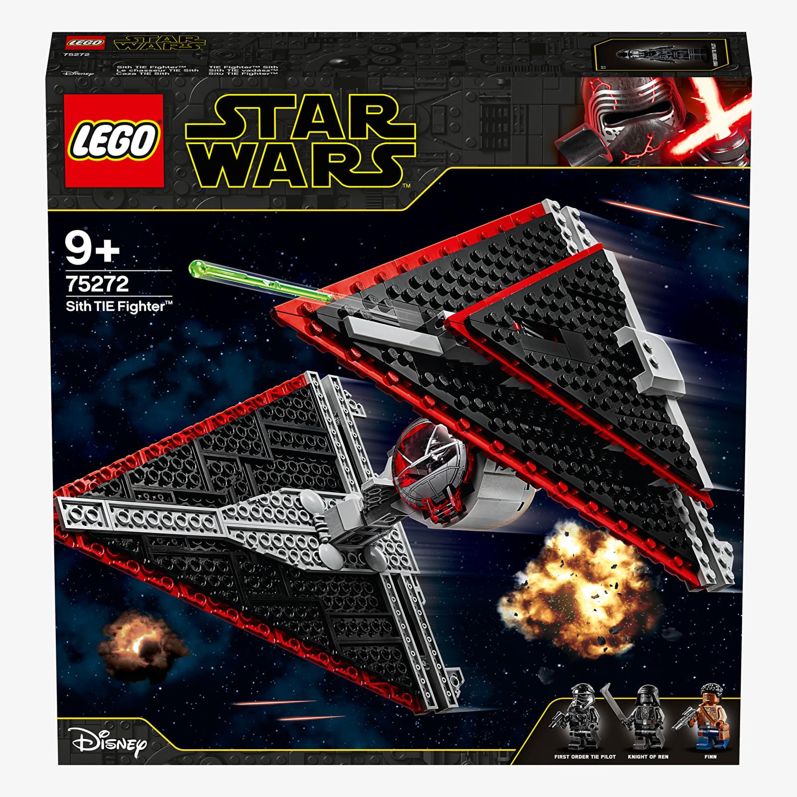 Kits de LEGO LEGO Star Wars Sith TIE Fighter