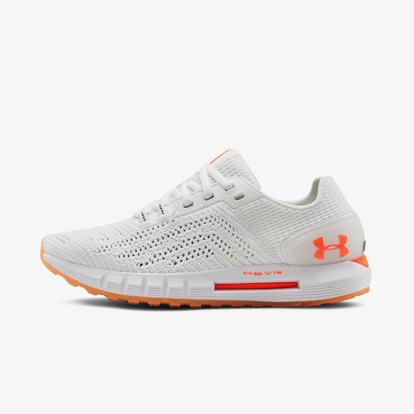 Women's shoes Under Armour W HOVR Sonic 2 White/ White/ Peach Plasma