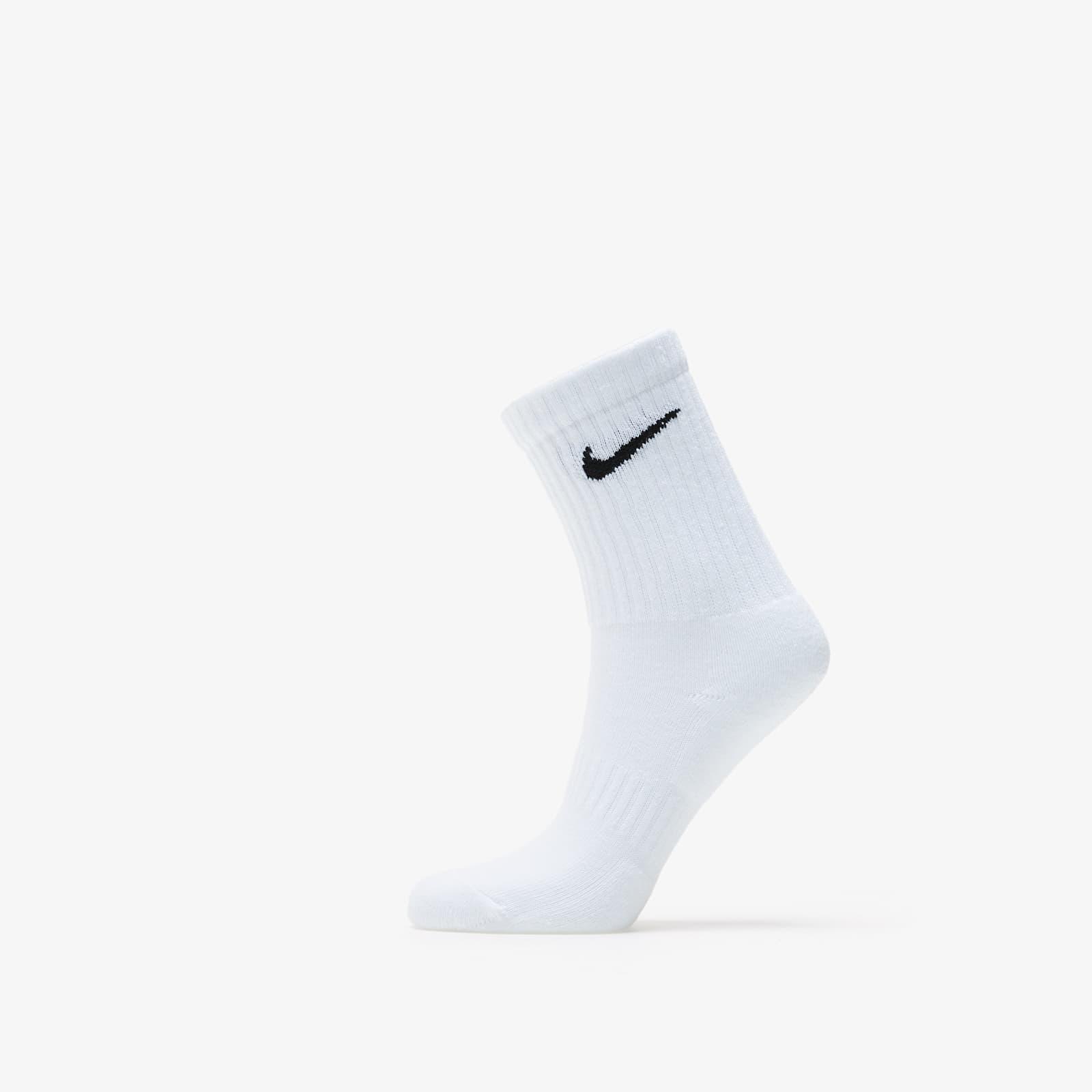 Nike Everyday Cush 2 Pair Crew Socks