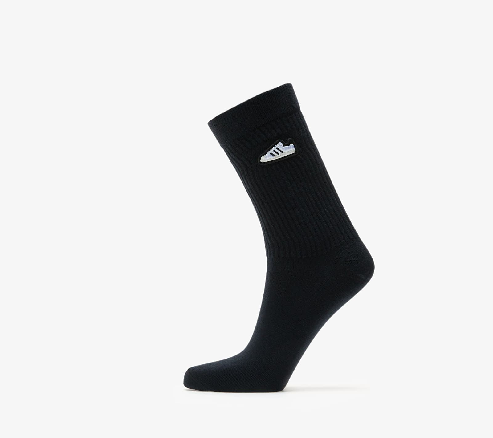 adidas Super Socks 1Pack Black EUR 37-39