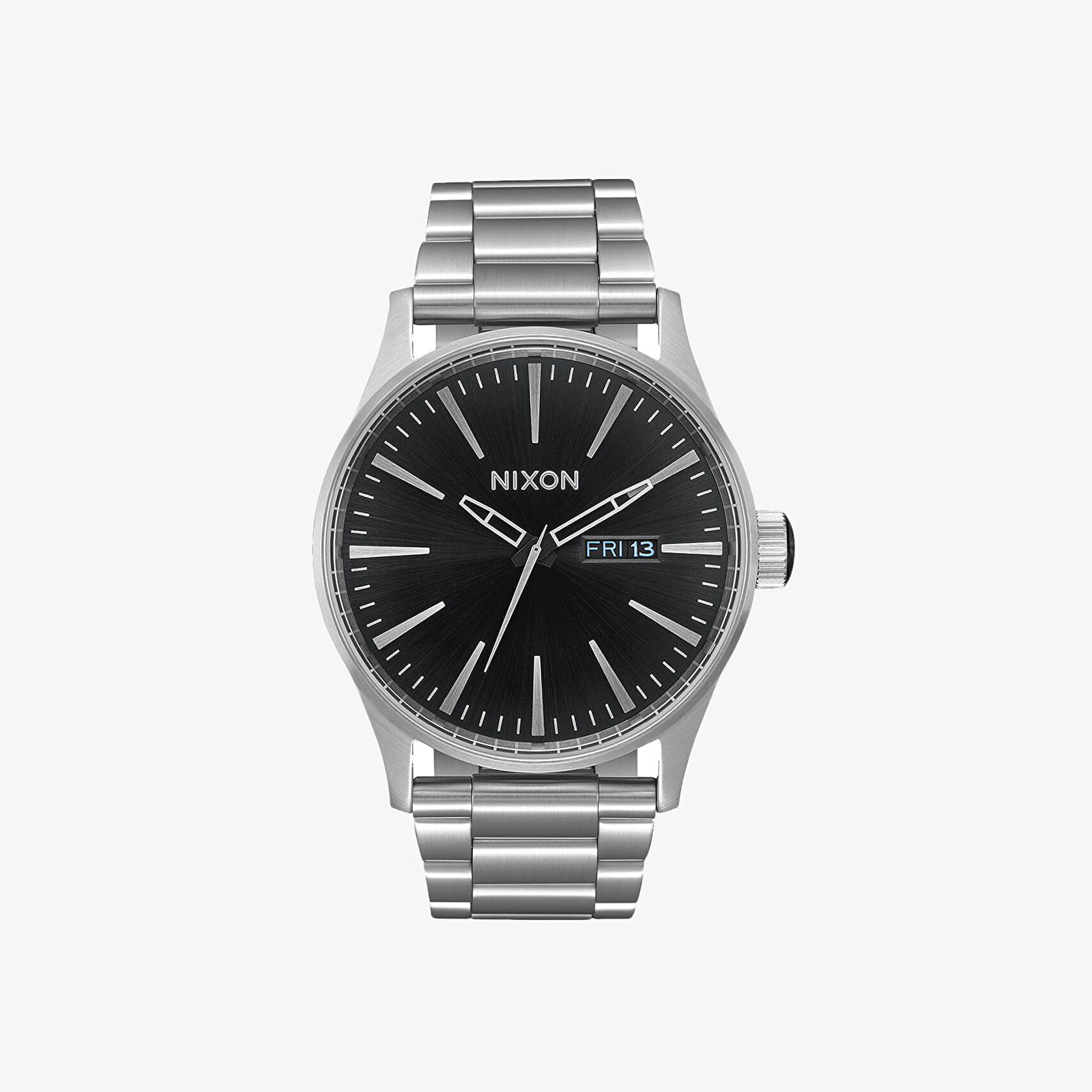 Watches Nixon Sentry SS Black Sunray