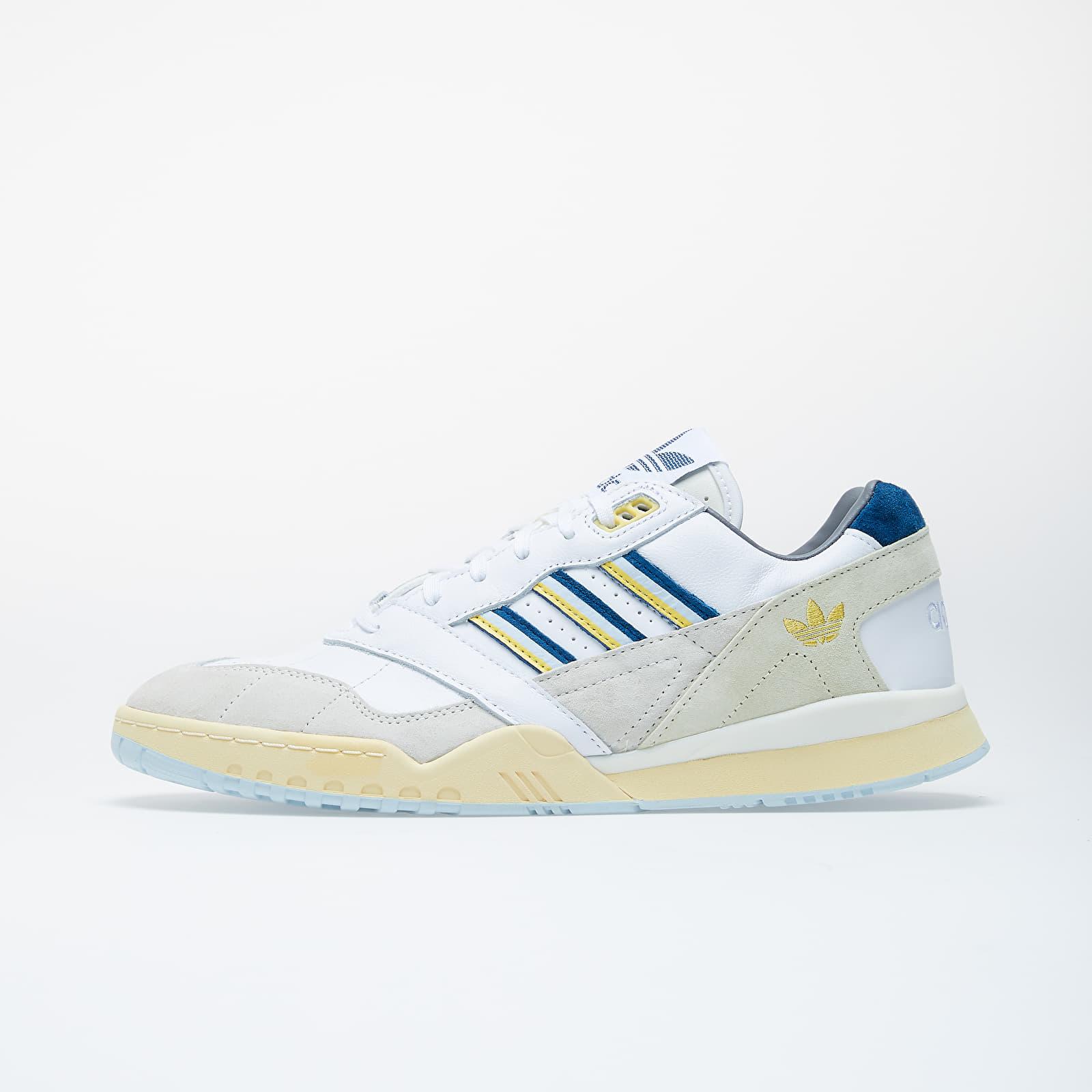 Pánské tenisky a boty adidas A.R. Trainer Ftw White/ Legend Marine/ Spirit Yellow
