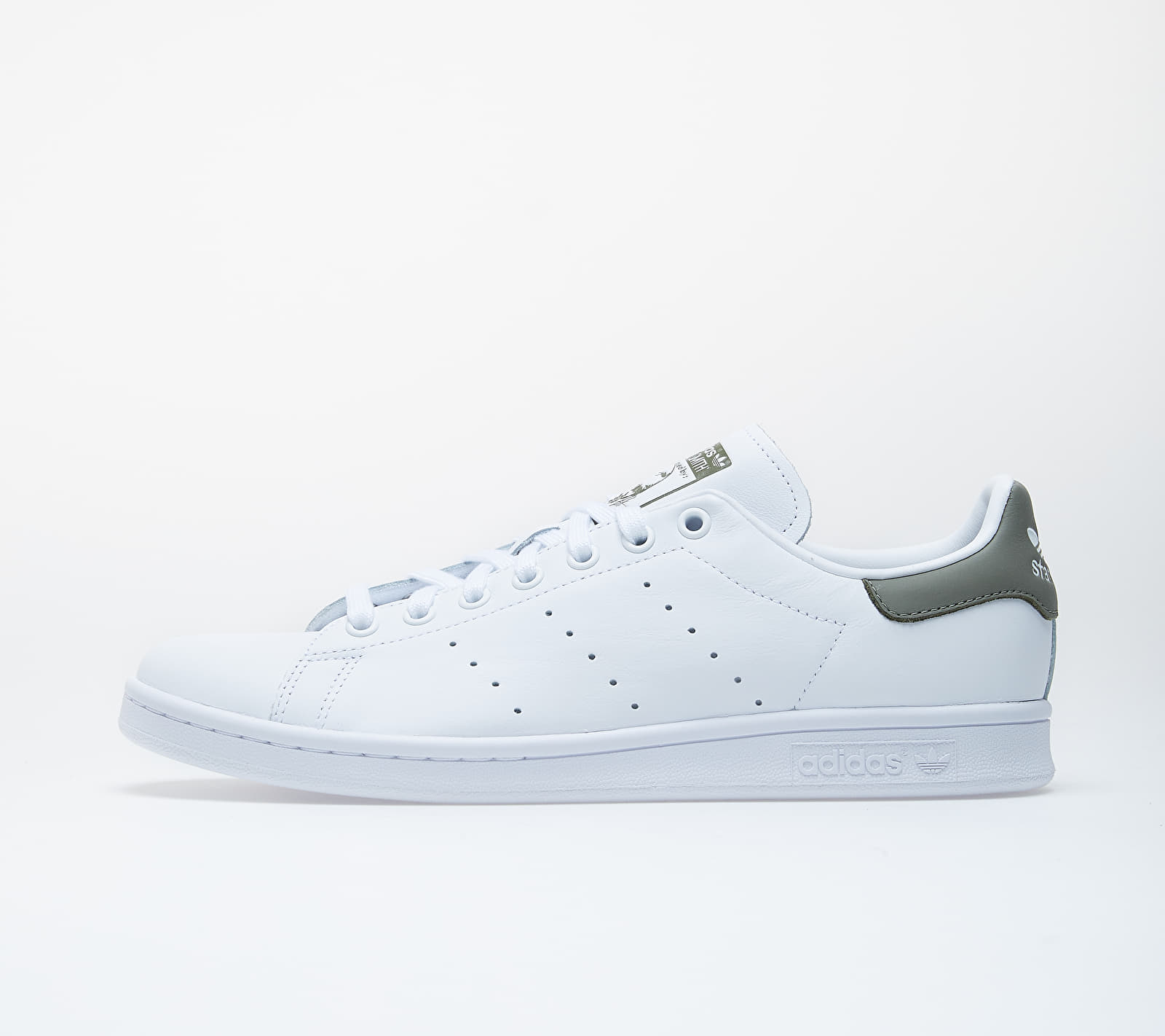 adidas Stan Smith Ftw White/ Ftw White/ Legend Green EUR 46 2/3
