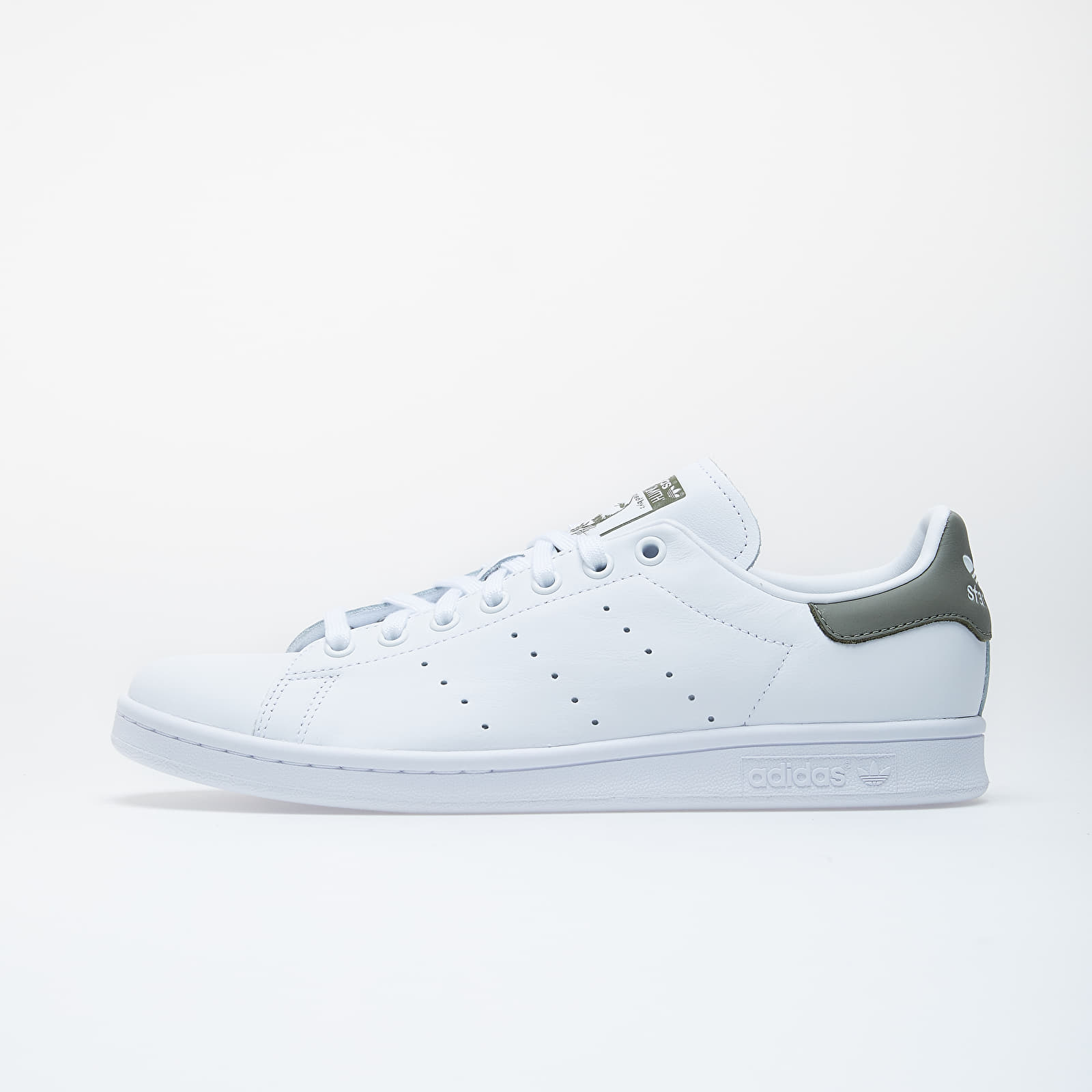 Férfi cipők adidas Stan Smith Ftw White/ Ftw White/ Legend Green