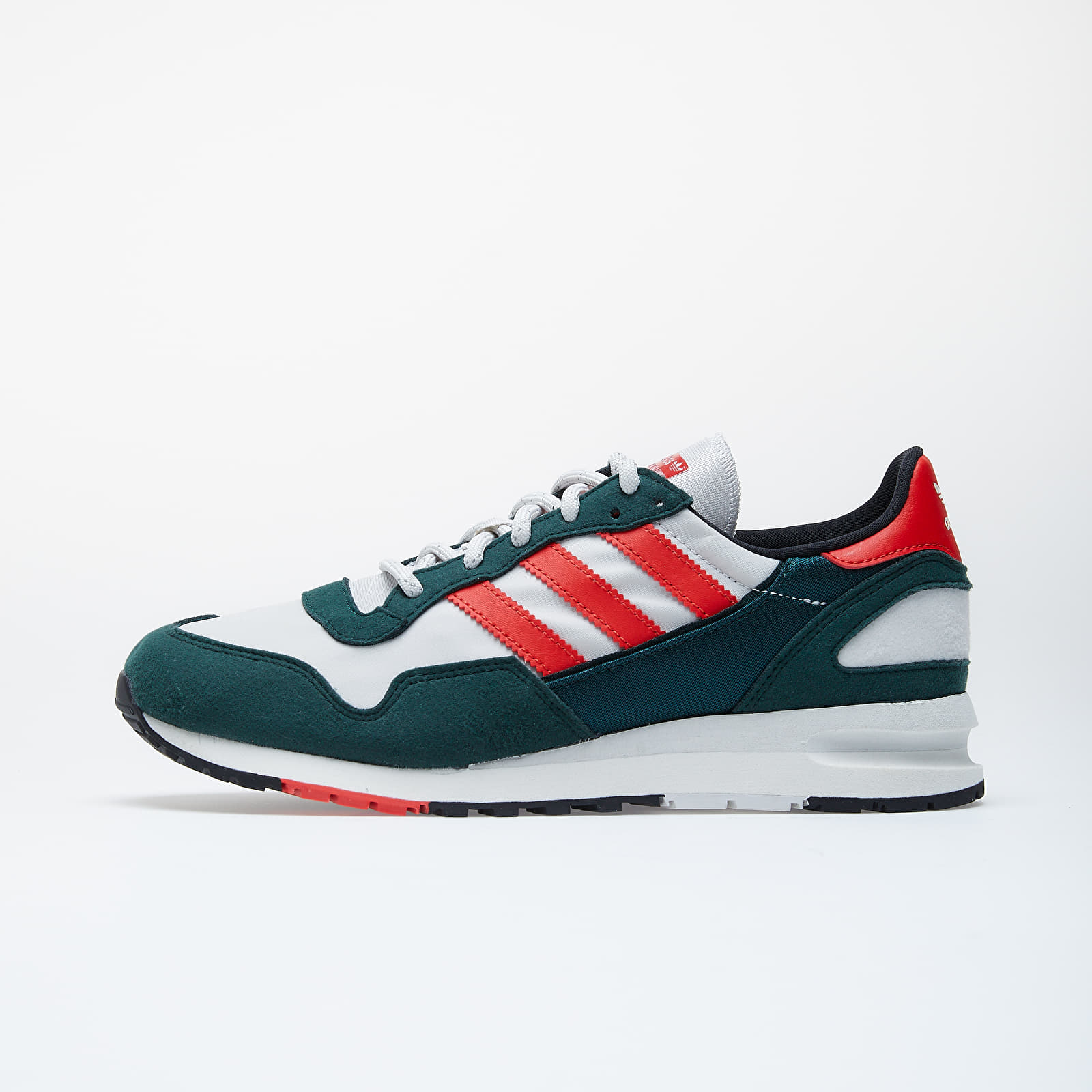 Men's shoes adidas Lowertree Core Green/ Chresl/ Grey One