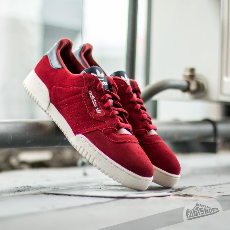 Men's shoes adidas Powerphase OG RusRed