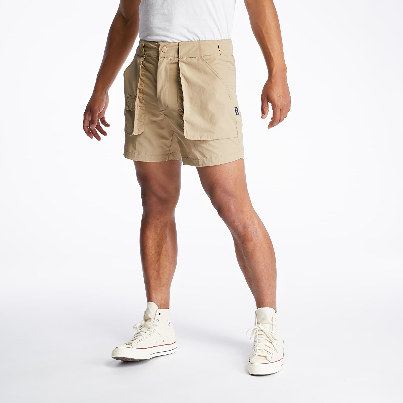 Shorts Aimé Leon Dore Mountaineer Shorts Khaki Tan