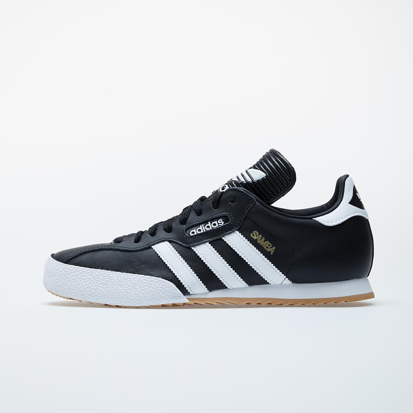Men's shoes adidas Samba Super Black