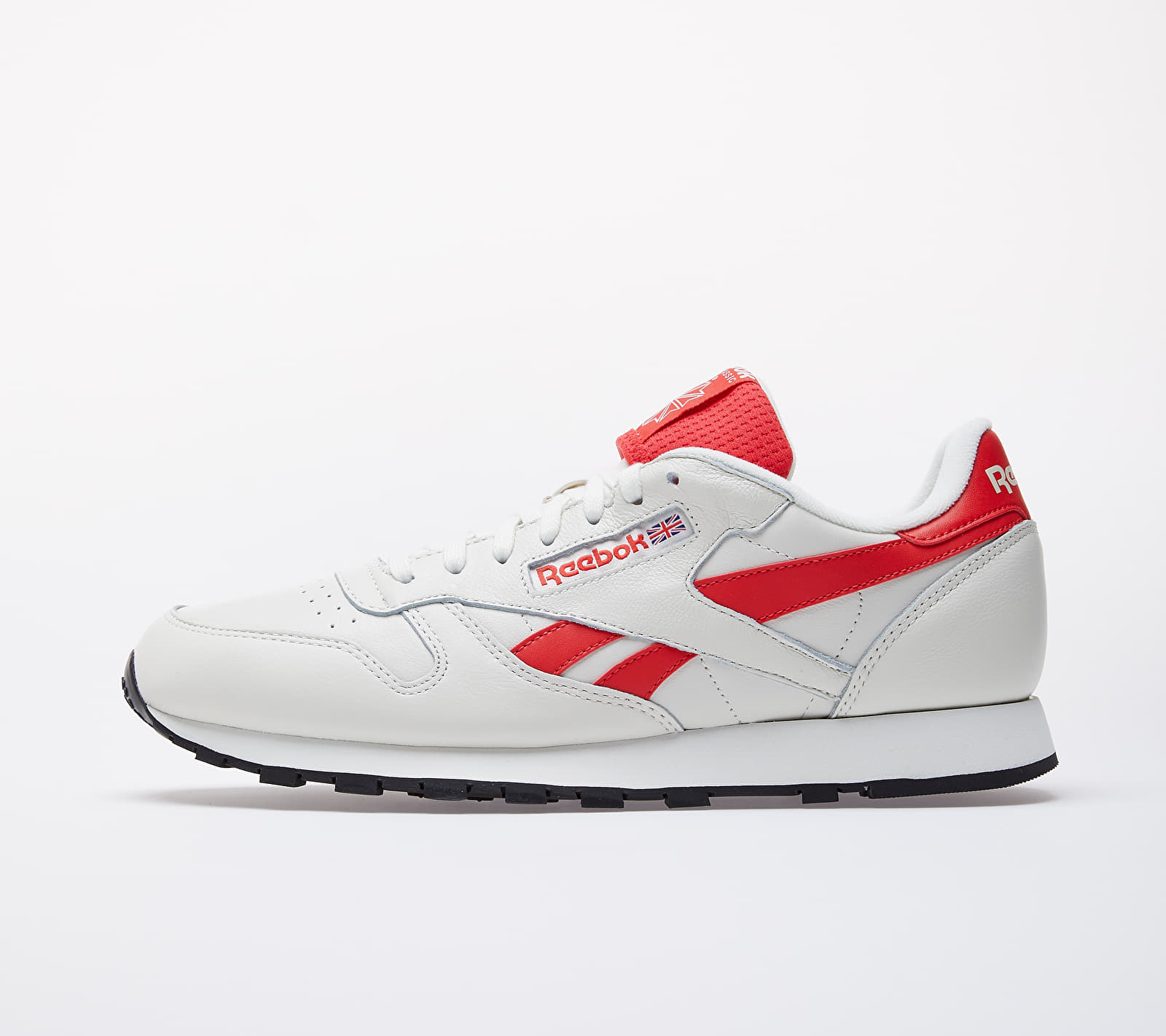 Reebok Classic Leather MU Chalk/ Radiate Red/ Black EUR 42.5