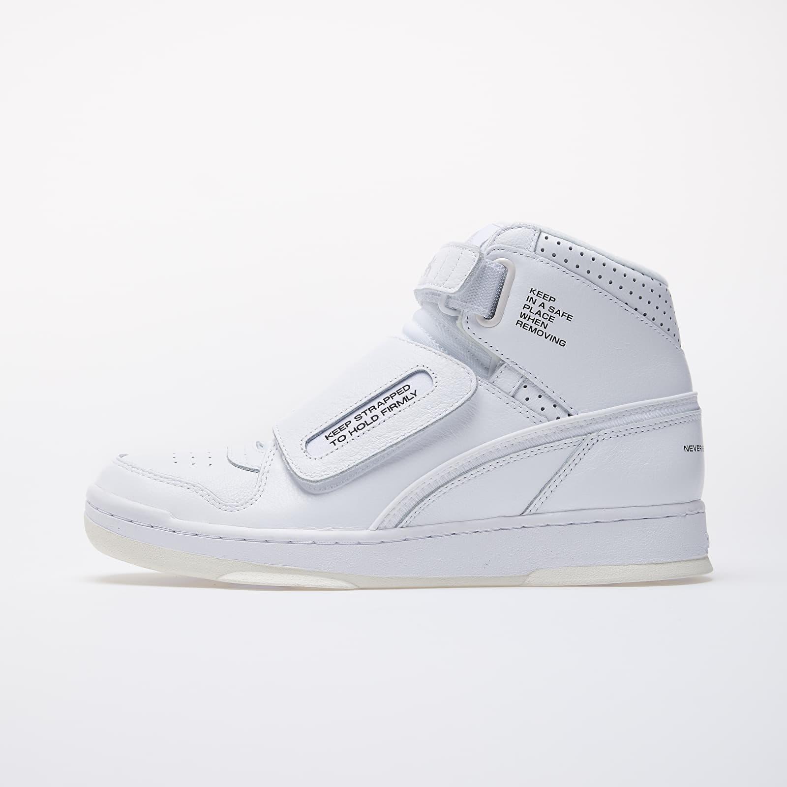 Pánské tenisky a boty Reebok Alien Stomper M R White/ Black/ Porcel