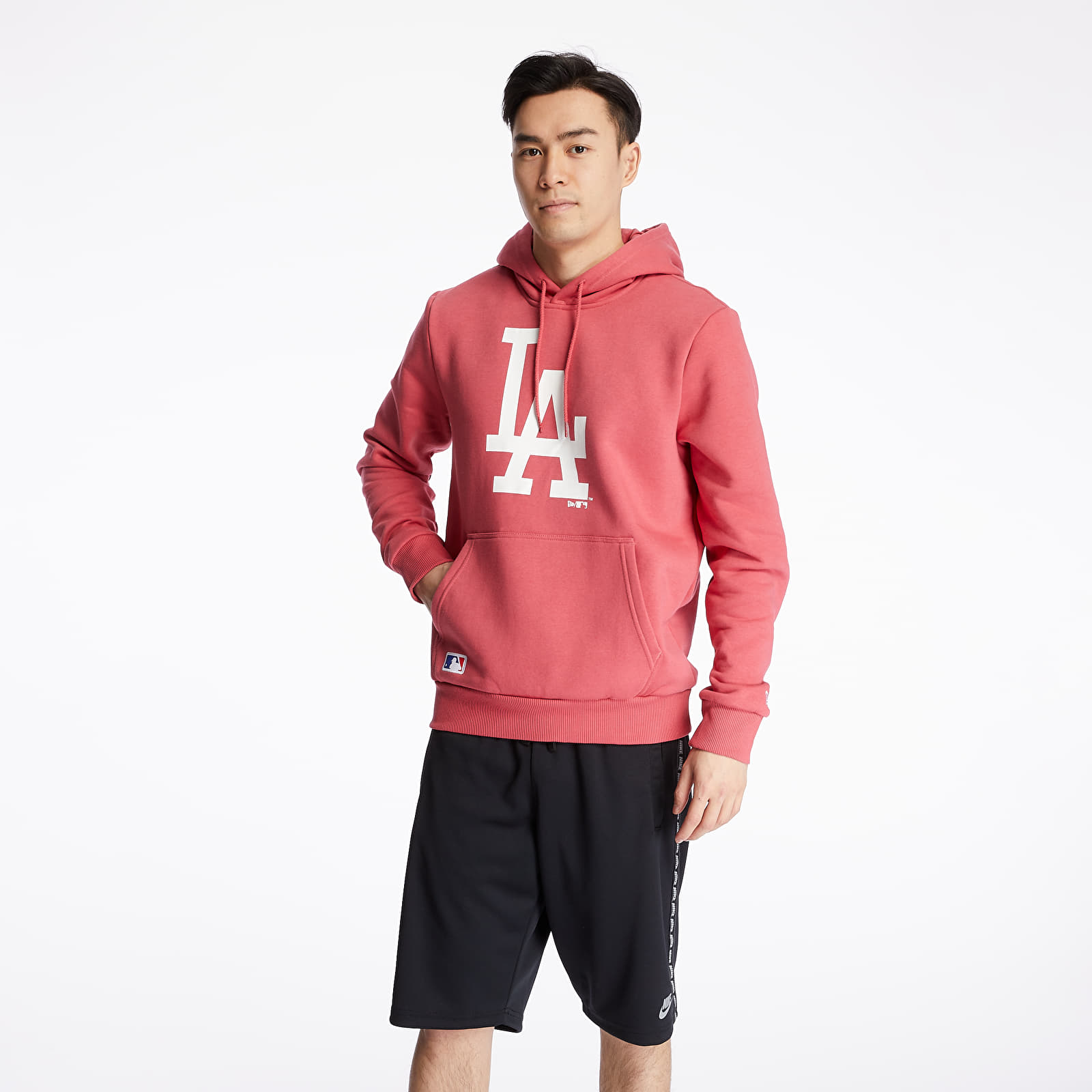 New Era Los Angeles Dodgers Seasonal Team Logo Hoodie